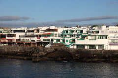Playa Blanca, Lanzarote, Spain Royalty Free Stock Photo
