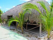 Playa Blanca (Resort), Cayo Largo, Cuba Royalty Free Stock Photography