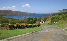 Playa Bonita - la Costa Rica Fotografia Stock Libera da Diritti
