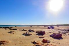 Playa Broome del cable Imagen de archivo