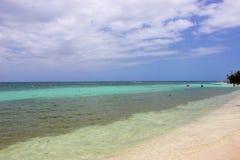 Playa Buye,王港市波多黎各 库存照片