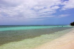 Playa Buye, Puerto verkliga Puerto Rico Arkivfoto