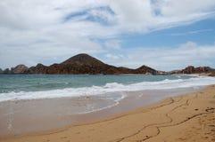 Playa Cabo San Lucas de Medano Imágenes de archivo libres de regalías