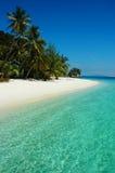 Playa caliente del verano imagen de archivo libre de regalías