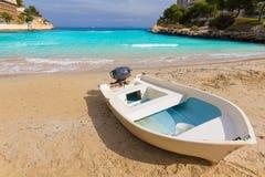 Playa Calvia Mallorca de Mallorca Cala Vinyes Vinas fotos de archivo