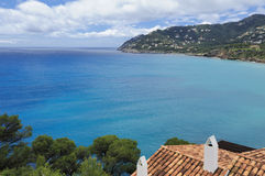 Playa Canyamel in Mallorca Royalty Free Stock Photography
