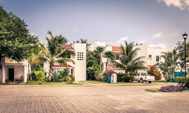 playa Carmen del Μεξικό Στοκ εικόνα με δικαίωμα ελεύθερης χρήσης