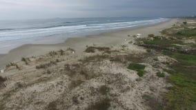 Playa casi virginal