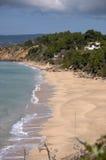 Playa Cephalonia del verano Fotografía de archivo libre de regalías