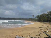 Playa chiquita 图库摄影