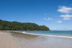 Playa Conchal,哥斯达黎加 图库摄影