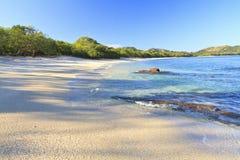 Playa Conchal Костарика Стоковые Изображения