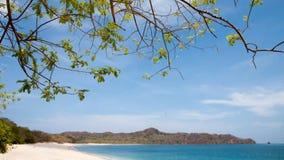 Playa Conchal strand i Costa Rica Royaltyfri Fotografi