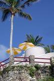 Playa coralina Fotos de archivo libres de regalías