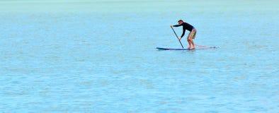 Playa costera Christchurch - Nueva Zelanda de Sumner Imagenes de archivo