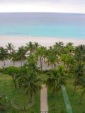 Playa cubana imágenes de archivo libres de regalías
