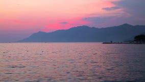 Playa Dalmacia, Croacia metrajes