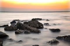 Playa Darwin de Mindii Fotografía de archivo