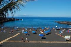 Playa de Λα Arena, Tenerife Στοκ φωτογραφίες με δικαίωμα ελεύθερης χρήσης