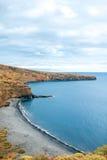 Playa de Σαντιάγο στο νησί Λα gomera Στοκ φωτογραφία με δικαίωμα ελεύθερης χρήσης