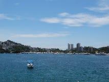 Playa de Acapulco Foto de archivo