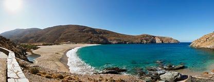 Playa de Achla Fotografía de archivo libre de regalías