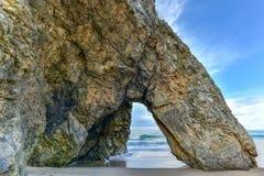 Playa de Adraga - Portugal Imagen de archivo libre de regalías