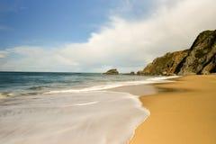 Playa de Adraga - Portugal Fotos de archivo