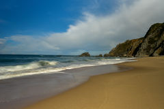 Playa de Adraga - Portugal Fotografía de archivo