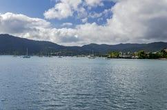 Playa de Airlie Foto de archivo libre de regalías