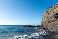 Playa de Alojera Immagini Stock