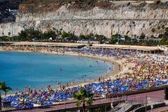 Playa de Amadores, Πουέρτο Ρίκο, θλγραν θλθαναρηα Στοκ φωτογραφία με δικαίωμα ελεύθερης χρήσης