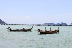 Playa de Andaman del amor Fotografía de archivo