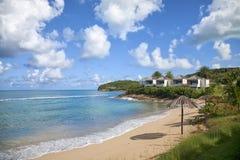 Playa de Antigua Imagen de archivo