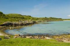 Playa de Ardfern Imagen de archivo libre de regalías