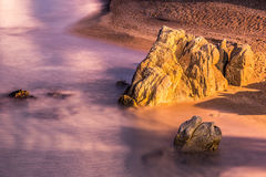 Playa de aro Стоковая Фотография