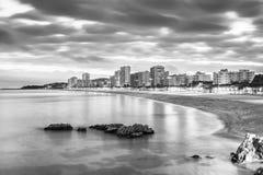 Playa de aro Στοκ εικόνα με δικαίωμα ελεύθερης χρήσης