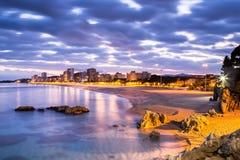 Playa de aro Στοκ φωτογραφία με δικαίωμα ελεύθερης χρήσης