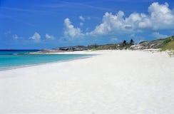 Playa de Bahamas Imagen de archivo libre de regalías