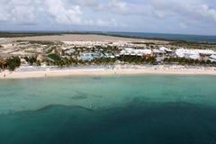 Playa de Bahamas Foto de archivo libre de regalías