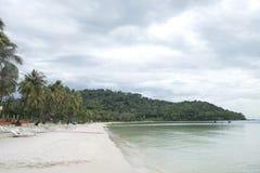 Playa de Bai Sao Foto de archivo libre de regalías
