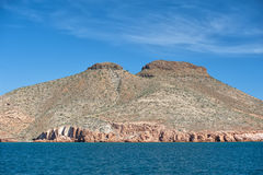 Playa de Baja California Foto de archivo
