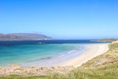 Playa de Balnakeil Fotos de archivo libres de regalías
