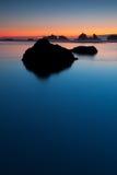 Playa de Bandon Imagen de archivo libre de regalías