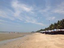 Playa de Bangsean Fotos de archivo