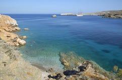 Playa de Bardia Imágenes de archivo libres de regalías