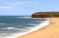 Playa de Belces Fotografía de archivo libre de regalías
