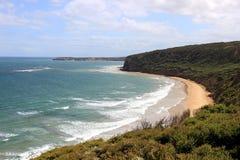Playa de Belces Foto de archivo libre de regalías