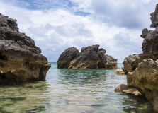Playa de Bermudas. Fotos de archivo
