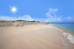 Playa de Boca Grandi imagen de archivo libre de regalías